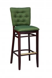 Regal 2420TFT - Upholstered Barstool with Tufting back