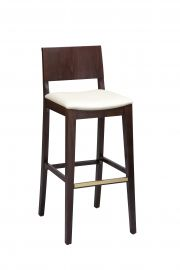 Regal 2438U - Solid Back Barstool