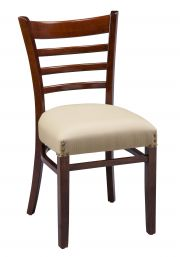 Regal 412FUS - Ladder Back Wood Kitchen Chair
