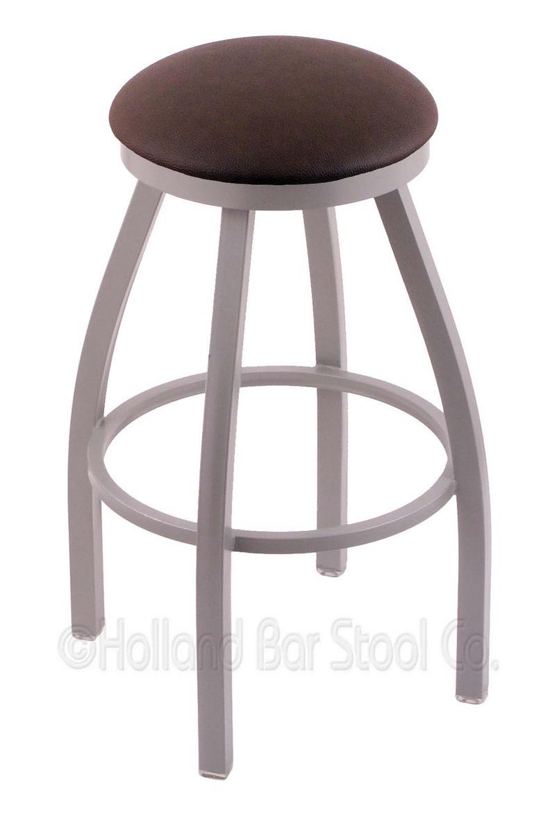 Holland Misha 802 Swivel, Steel Frame, Metal Barstools by Braniff ...