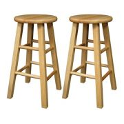Winsome 83224 Counter Stool Set of 2