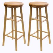 Winsome 88830 Swivel Barstool Set of 2