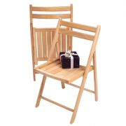 Winsome 89430 Folding Chair Set of 4