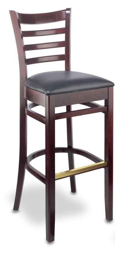 Holsag Carole Wood Barstool Counter Stools By Braniff