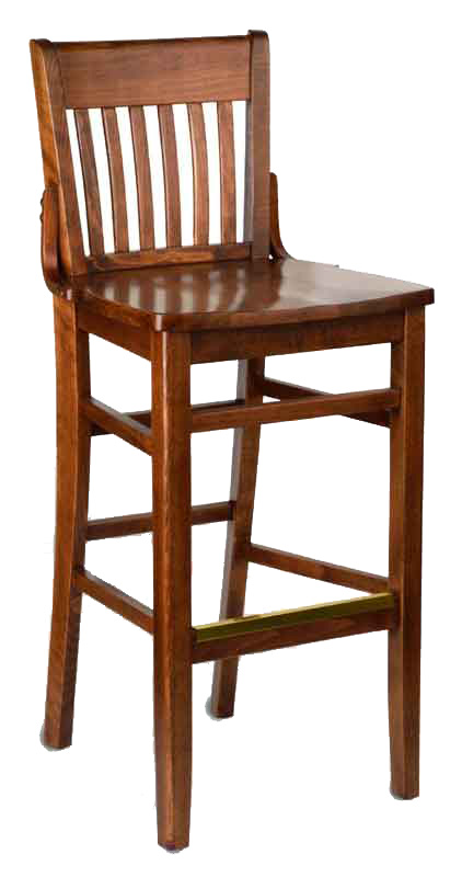 Holsag Henry Wood Barstool Counter Stools By Braniff