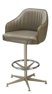 Regal JC-1130 - Retro Swivel Stool