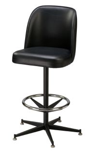 Regal P5-1130 - Retro Swivel Stool