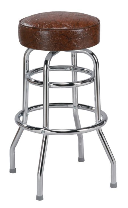 Regal 1106 Backless Bar Stool Backless Wood Barstools By