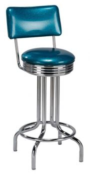 Regal 2130 - Retro Counter Stool