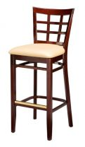 Regal 2411U - Trellis Back Barstool