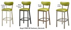 Regal 2508USB - Metal Stool