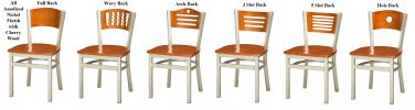 Regal 316W - Metal Chair