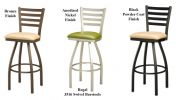 Regal 3516 - Metal Barstool