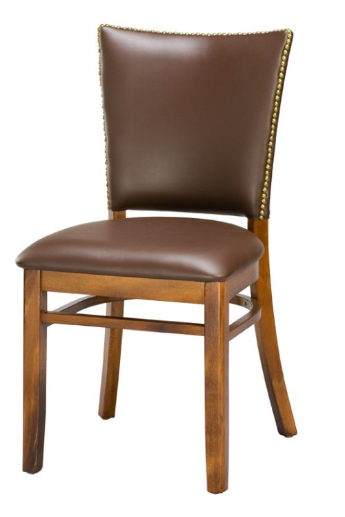 Regal 440uph Padded Back Wood Dining Chair Dining