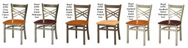 Regal 515W - Steel Frame Chair