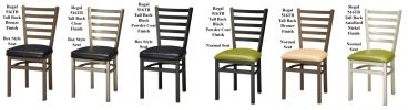 Regal 516TB - Metal Chair
