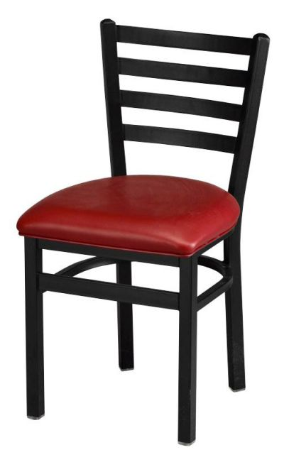 Regal 516 - Metal Kitchen Chair, Steel Frame, Metal Chairs by ...
