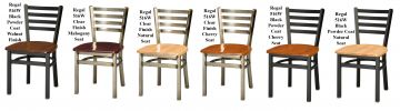 Regal 516W - Metal Chair
