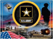 Military Canvas Art (Military: Army)