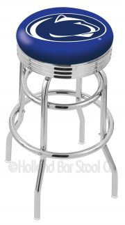 Holland L7C3C Logo Swivel Stool (Holland Available Logos: Penn State)