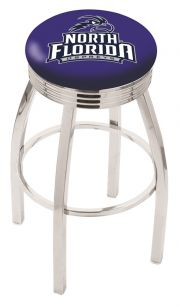 Holland L8B3C Logo Swivel Stool (Holland Available Logos: North Florida)