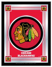 NHL Mirrors (NHL Team: Chicago Blackhawks)