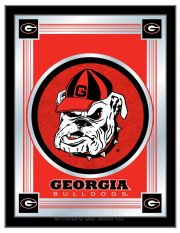 NCAA Mirrors (NCAA Team: University of Georgia (Bulldog Logo))