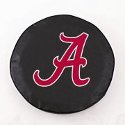 "NCAA Tire Covers (NCAA Team: Alabama (""A"" Logo))"